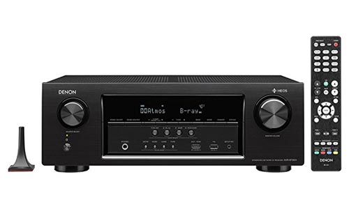 Denon 7.2 Channel AV Receiver