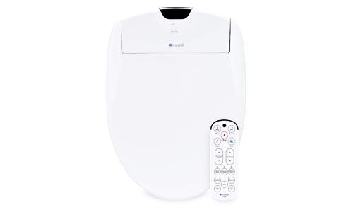 Brondell Swash 1400 Luxury Bidet Toilet Seat in Elongated White