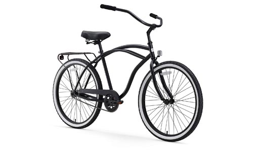 """Sixthreezero men's 26"""" cruiser bike"""