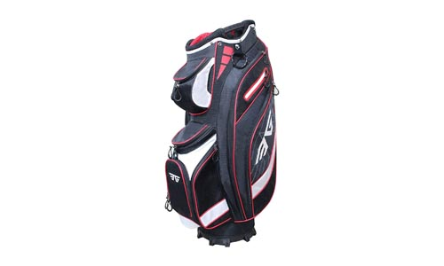 Eagole Super Light Golf Cart Bag, 14-way Full-Length Divider,9 Pockets
