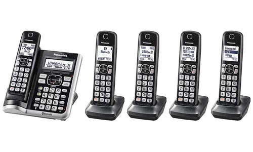 Panasonic KX-TGF575S Cordless Phone