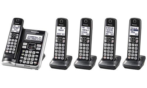 Panasonic KX-TGF575S Cordless Phone