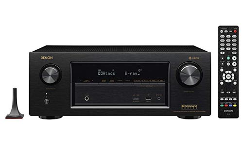 Denon 7.2 Channel Full 4K Ultra HD Network AV Receiver