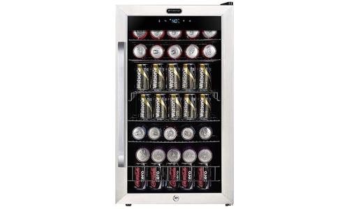 Whynter Freestanding Beverage Refrigerator