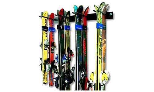 StoreYourBoard Ski Wall