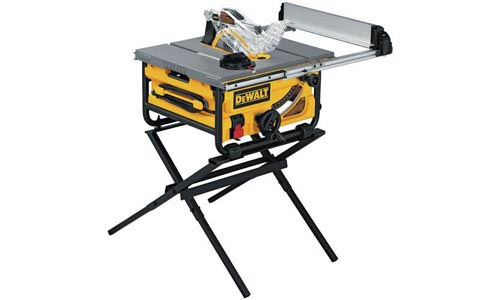 DEWALT Compact Job Site Table Saw
