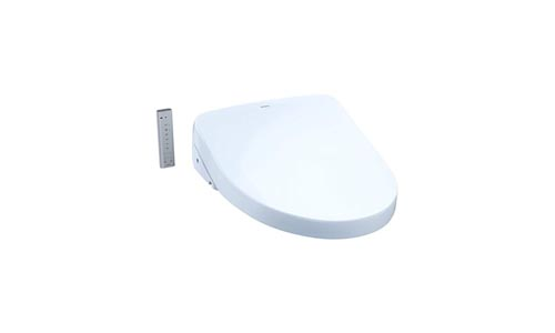 TOTO SW304601 S500e Washlet Electronic Bidet Toilet Seat