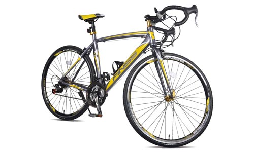 Merax Finish Aluminum cruiser bike