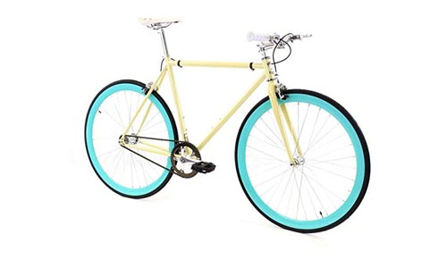 Golden Cycles Single Speed Bike