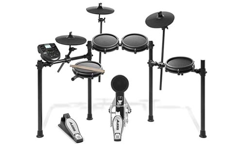 Alesis Nitro Eight Piece All-Mesh Electronic Drum Kit
