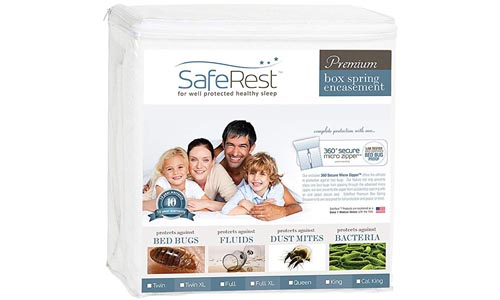 SafeRest premium Box Spring Encasement