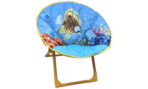 Yummy Cooky Moon Foldable Chair