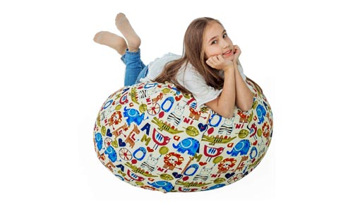 Tremendous 10 Best Kids Bean Bag Chairs In 2019 Reviews Pabps2019 Chair Design Images Pabps2019Com