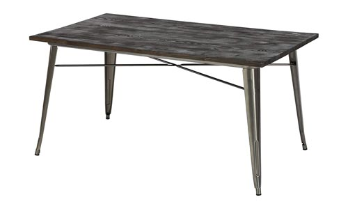 DHP Fusion Rectangular Dining Table
