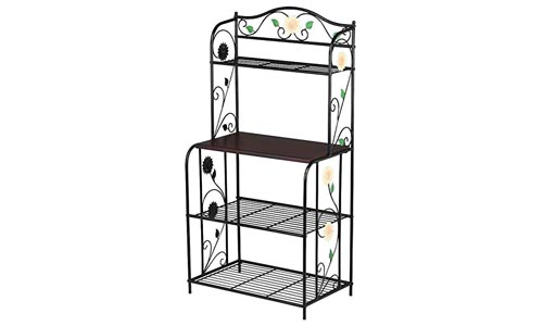 Yaheetech Indoor Shelving Unit