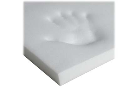 Serta 3-Pound Memory Foam Twin 1-1/2-Inch Mattress Topper