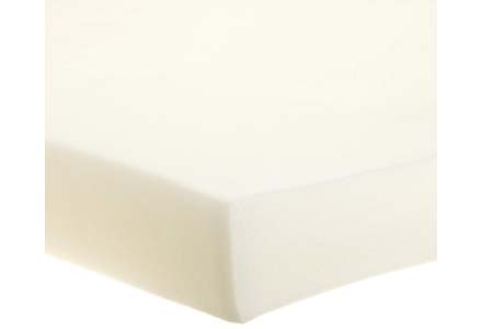 SleepBetter Extra Firm Conventional Foam Mattress Topper, Twin