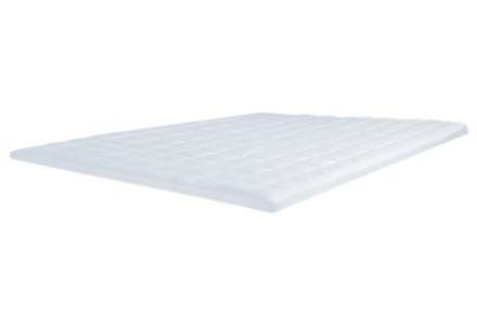 Sleep Innovations Dual Layer 4-inch topper, Queen