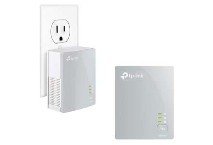 TP-Link AV600 Nano Home plug