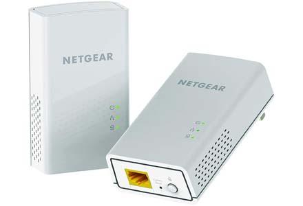 NETGEAR Homeplug 1200 Mbps, 1 Gigabit Port (PL1200-100PAS)