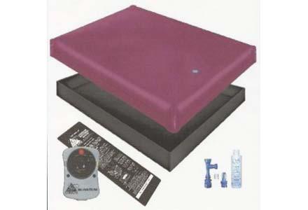 Free Flow Waterbed Mattress/Liner/Heater/Fill drain/Conditioner kit (Queen 60x84 1ffg2)