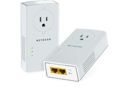 NETGEAR Powerline Adapter 2000 Mbps