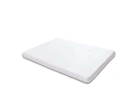 Milliard Memory Foam Pack and Play Mattress Topper