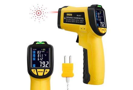 URCERI Infrared Thermometer
